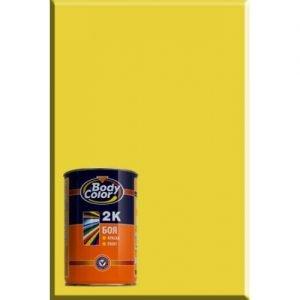 Автобоя акрилна Body Color 225 Жълта 900мл