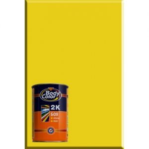 Автобоя акрилна Body Color 299 жълта 900мл