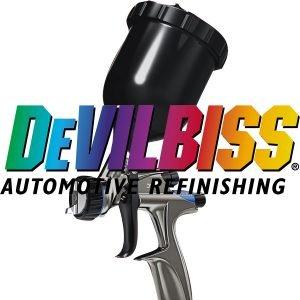 Бояджийски пистолети Devilbiss