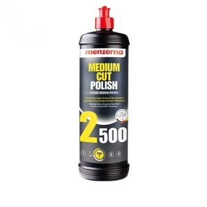Menzerna 2500 Medium Cut Polish