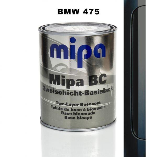 авто боя Mipa BMW 475