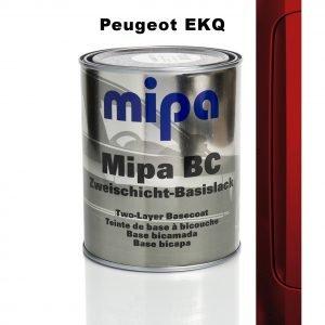авто боя Mipa Peugeot EKQ