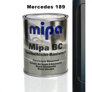 авто боя Mipa Mercedes 189