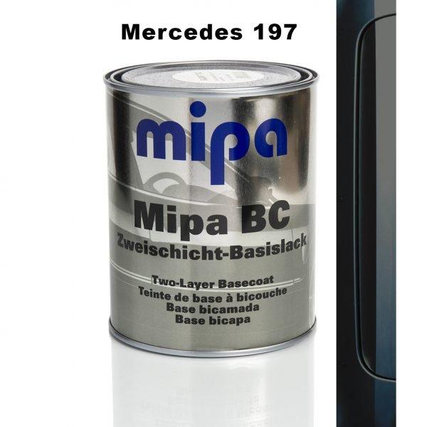 авто боя Mipa Mercedes 197