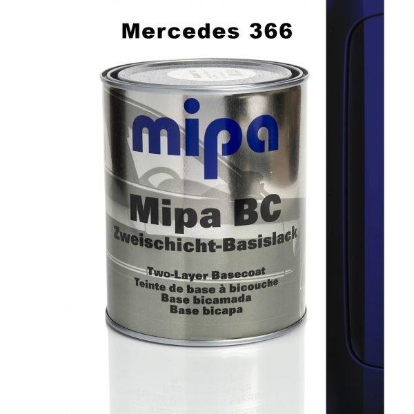 авто боя Mipa Mercedes 366