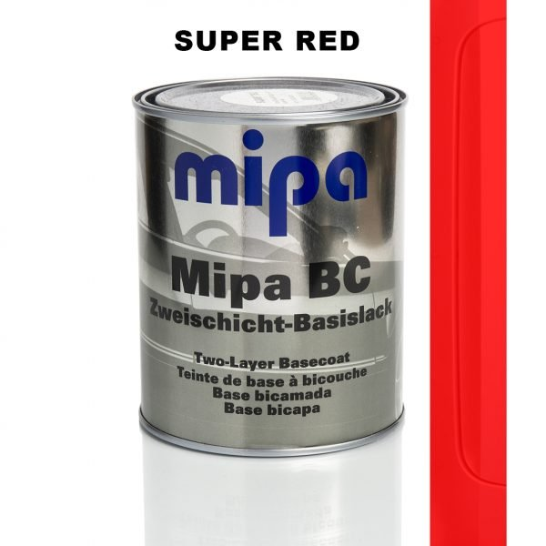 авто боя Mipa SUPER Red