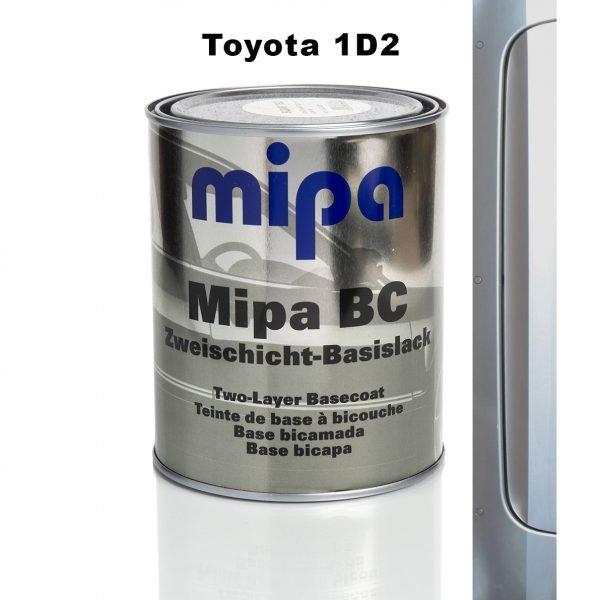 авто боя Mipa Toyota 1D2