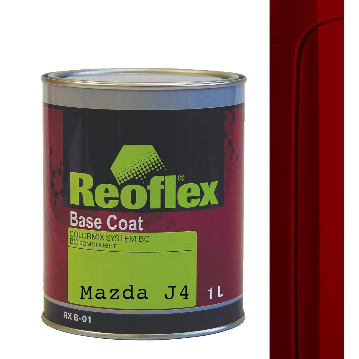 Reoflex Mazda J4