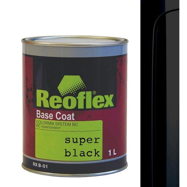Reoflex Super Black
