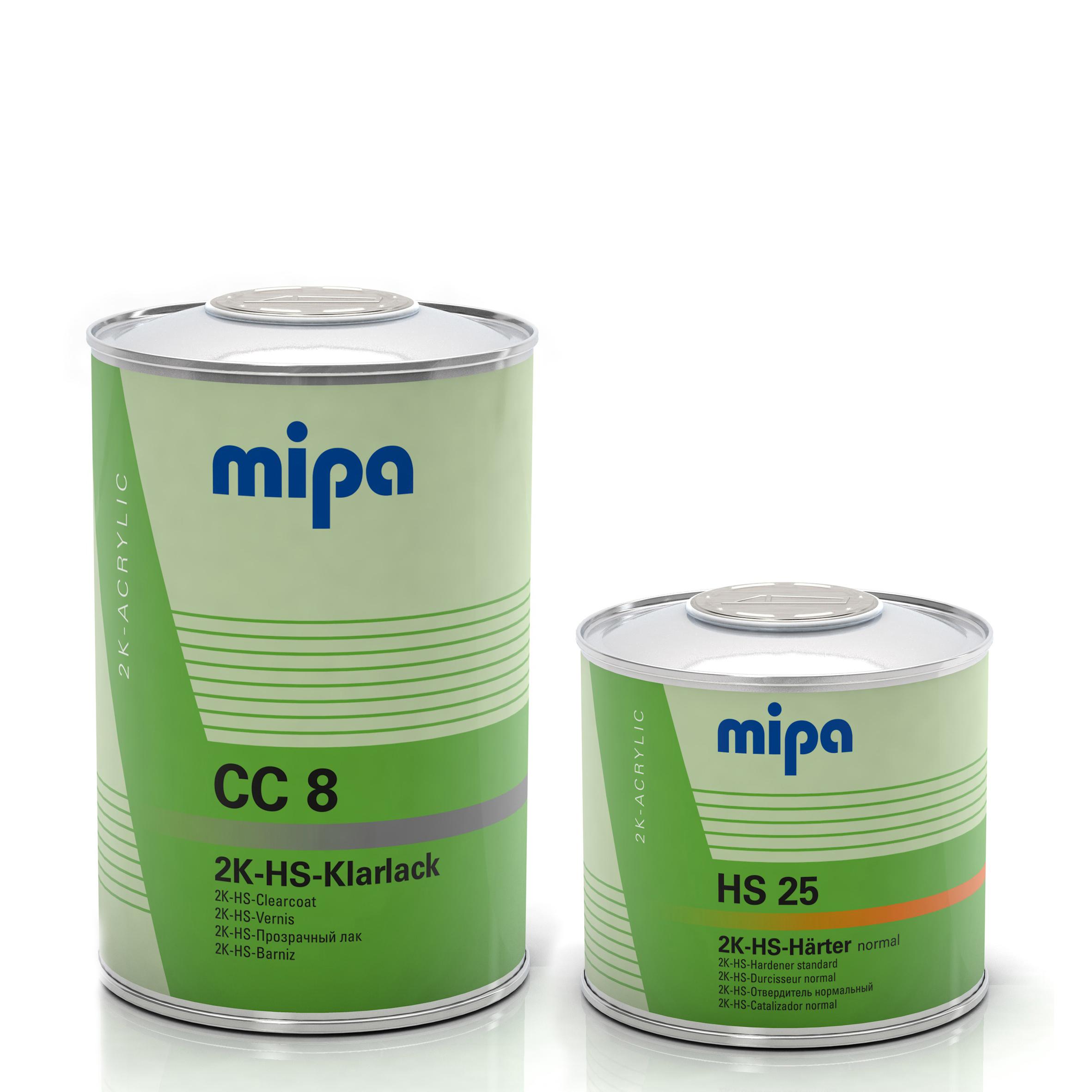 Лак Mipa CC8