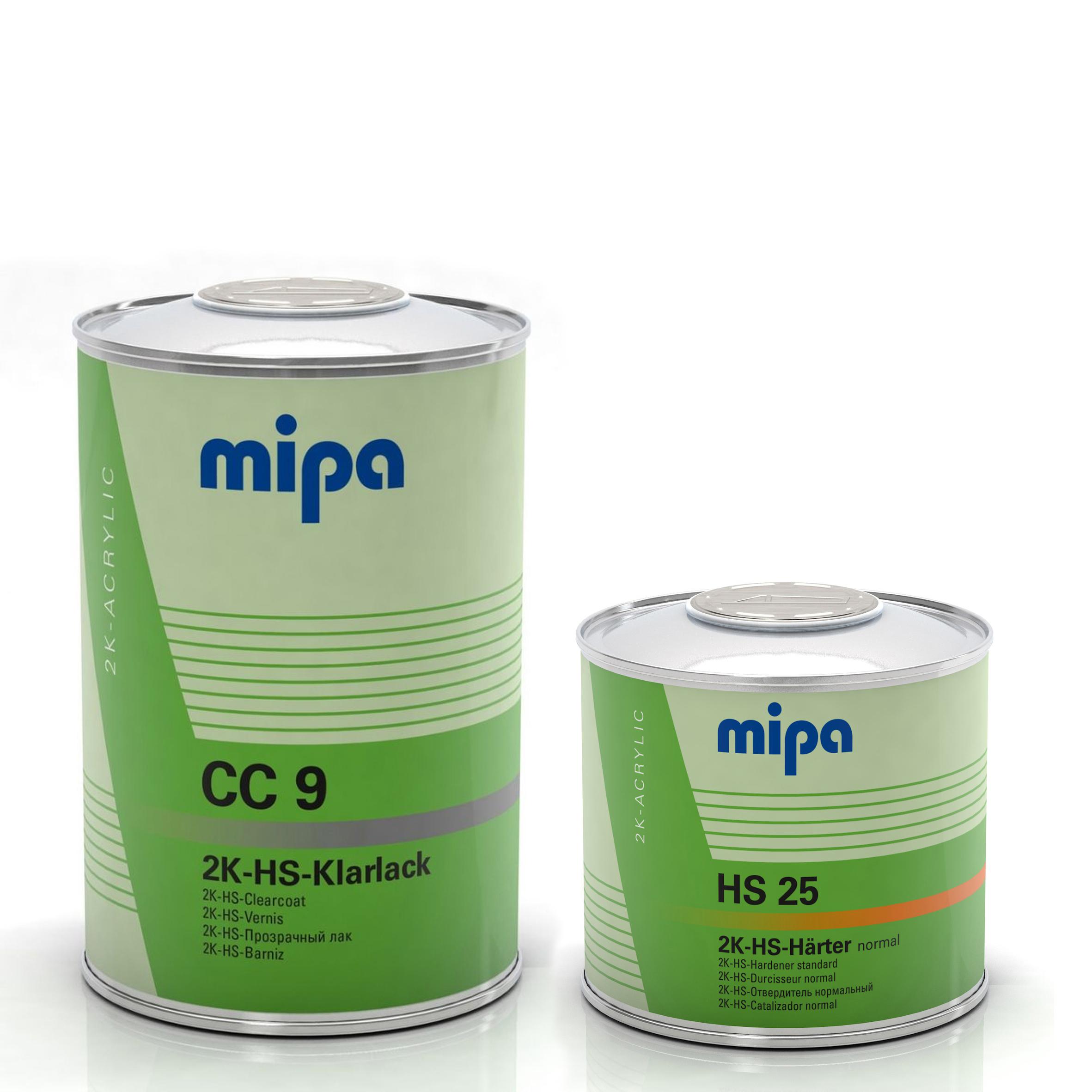 Лак Mipa CC9